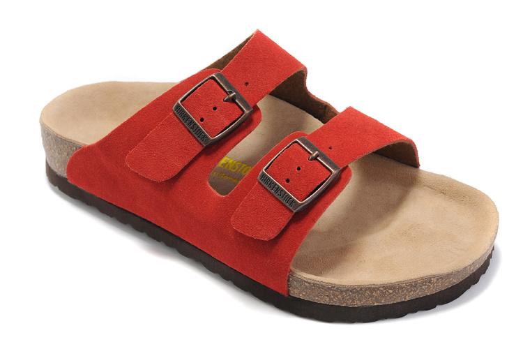 60ad513eaa00 Get Quotations · Wholesale Summer Woman Men Birkenstock Sandals Outdoor  Cork Slippers Unisex Casual Shoes Print Mixed Colors Flip
