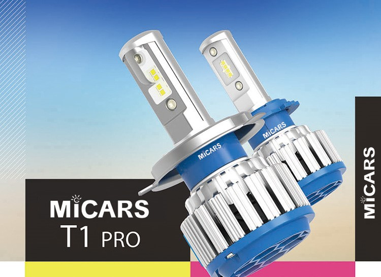 Car Accessories Automobile Motorcycle Auto Parts CREEs T1 Car LED Headlight
