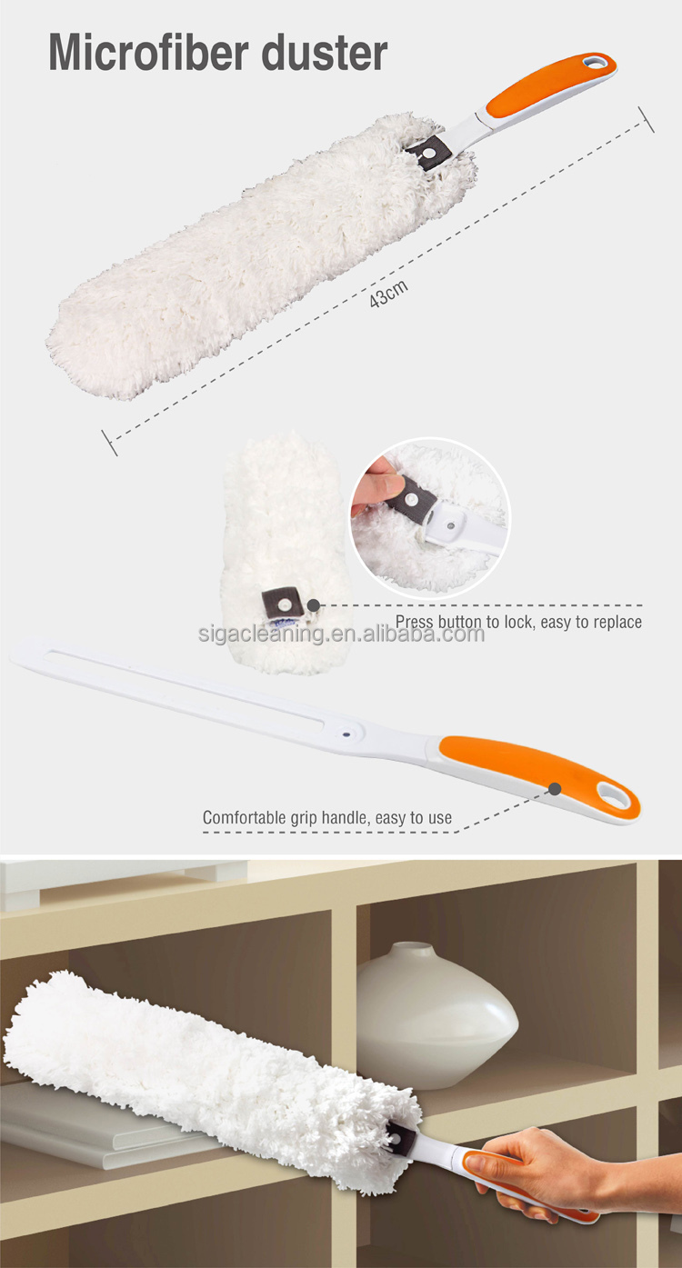 how to make the most of a small bedroom mr siga washable flat amp slim microfiber cleaning duster 21333