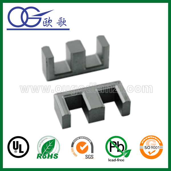 High frequency EE16 transformer core for high frequency transformer in magnetic