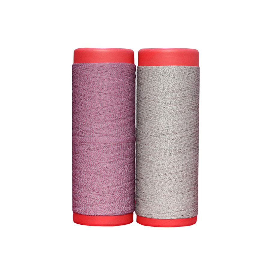 100% Polyester Multi-filament Reflective Thread Knitting Yarn