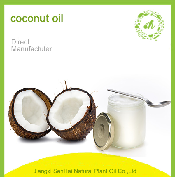 Cosmetic coconut oil organic virgin