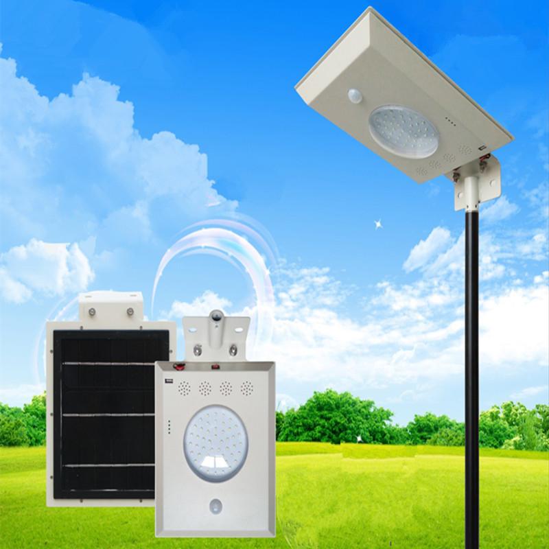 5W LED Solar Lights Outdoor Solar Path Emergency Lights