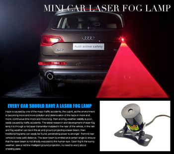 Wholesale Multi shape Anti Collision Rear-end Car Laser Tail led ...
