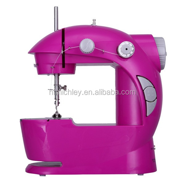 FHSM-506  Compact mini electric sewing machine home use China factory direct sale