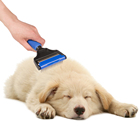 New Multifunction Wholesale Self Cleaning Pet Hair Remover Dog Grooming Brush