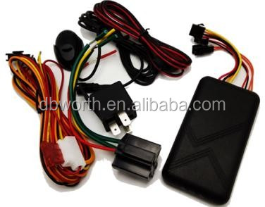 Automotive Use Gps Tracker Type real time tracking and cut oil gps with no monthly fee