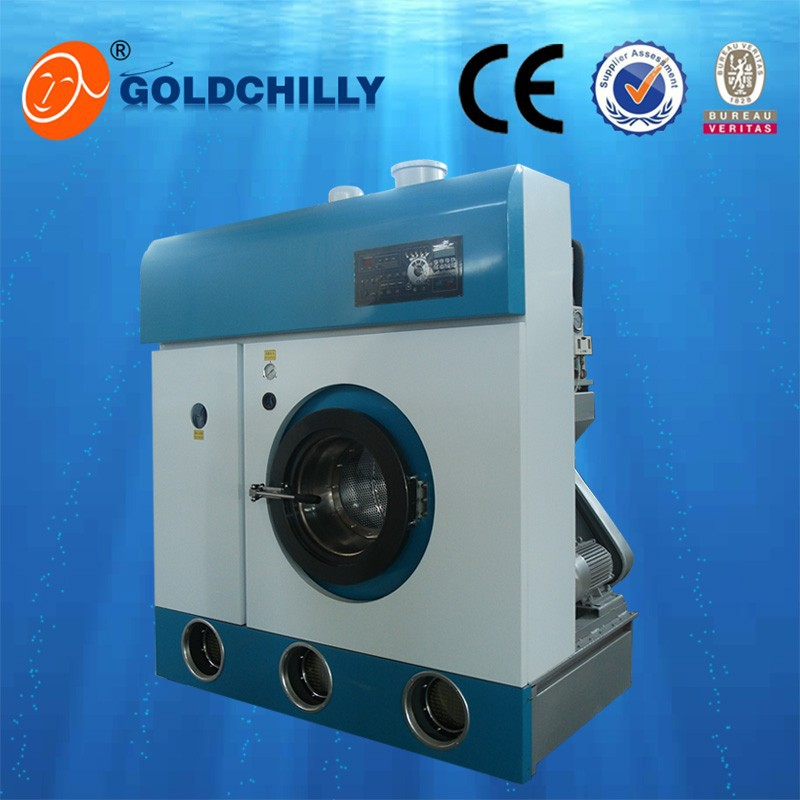 Janitorial supplies automatic PCE dry-cleaning machine