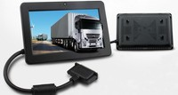 7 inch Android 4.4 Vehicle Mount Computer, Fix Mount Computer with 3G, GPS, Wifi, BT for Taxi Dispatch System
