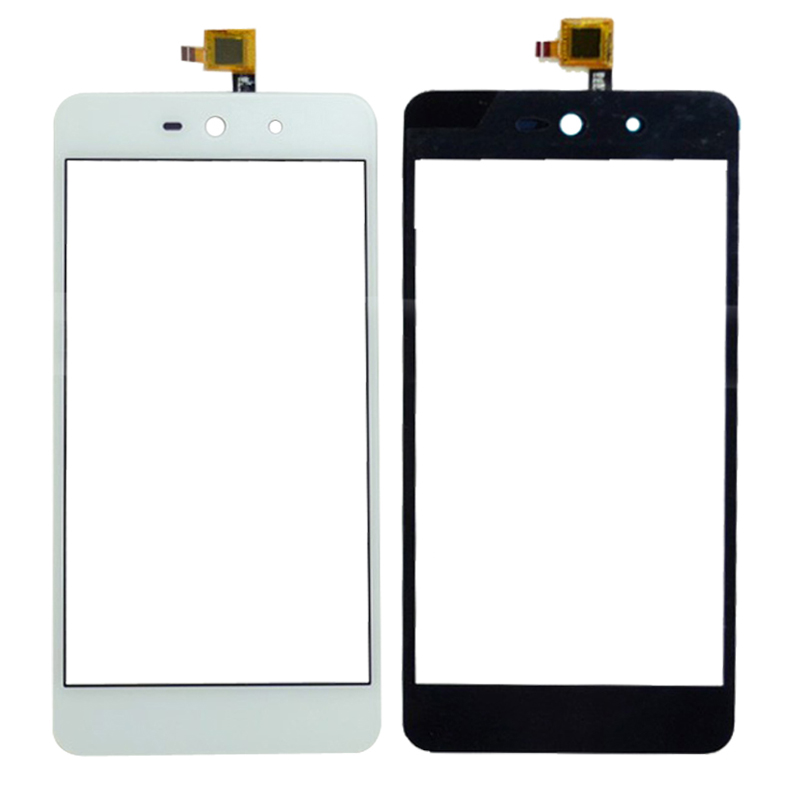 Factory Price Touch Screen Digitizer For Wiko Rainbow Up 4G Touch Panel With Glass Sensor Phone Repair Parts