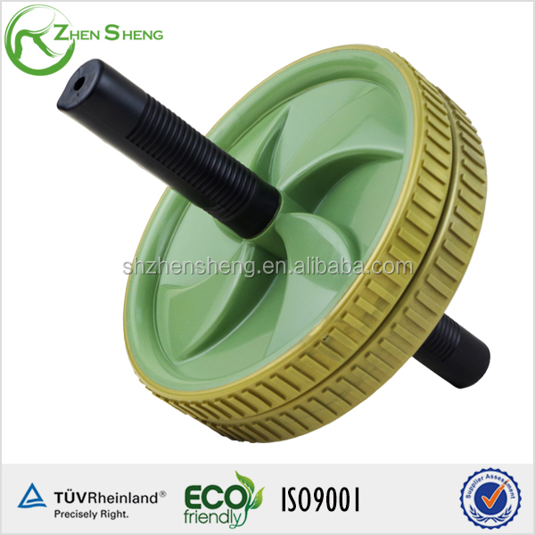 ZHENSHENG Ab Wheel - Best Ab Wheel Roller for Abdominal Exercise - Perfect Exercise for Home, Gym