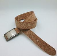 Boshiho innovative products 2016 cork wood men belts