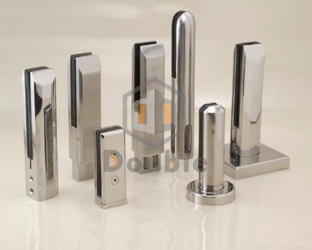 Hot Sale Australia Terrace Glass Balustrade Stainless Steel Spigot Railing