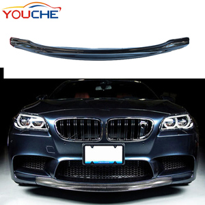 5 series F10 M5 carbon fiber front bumper front lip for BMW 5 series M5
