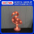 wholesale luminous lamp 3D marquee swan display light for christmas decoration