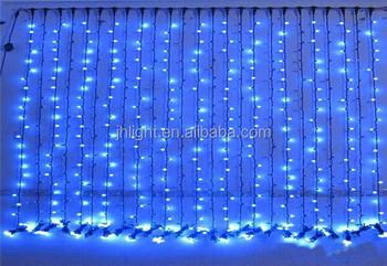 Christmas Light Curtains.Led Christmas Curtain Waterfall Lights Led Starry Sky Light Stage Background Curtain Buy Led Christmas Curtain Waterfall Lights Stage Background