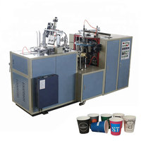High Quality Large Size Coffee Cup Making Machine Price In India