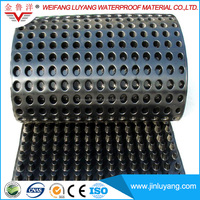 Cheap Price Plastic HDPE Factory Supply Drainage Sheet for Earthwork