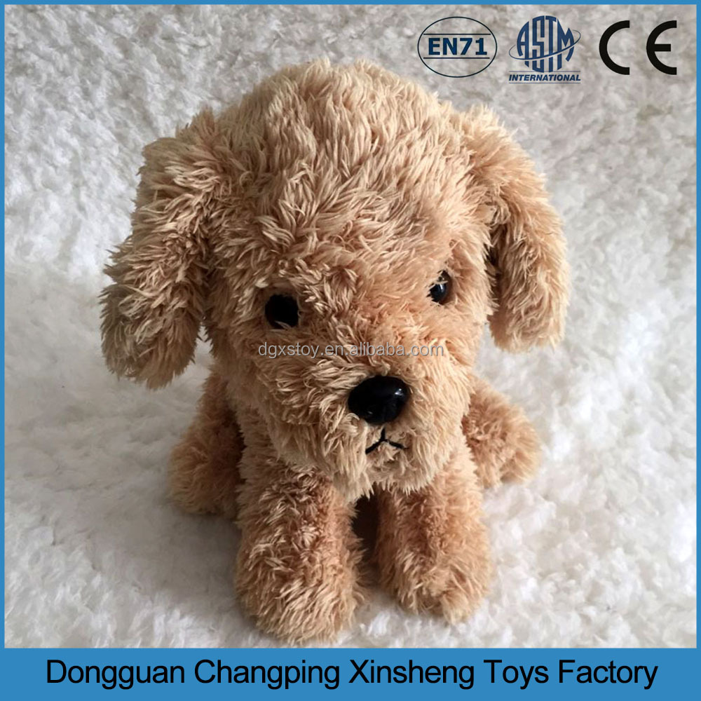 custom plush toy plush dog, OEM accepted. Pass ASTM / EN71
