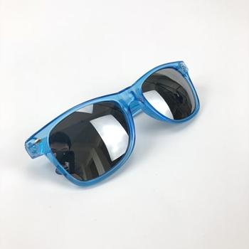 Лидер продаж оптовая продажа Логотип Дети солнцезащитные очки для события  Пляж Дизайн Рекламные ecc2c7d9622