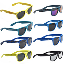 2018 Amazon Supplier Your Own Brand Custom Logo Printed Sunglasses