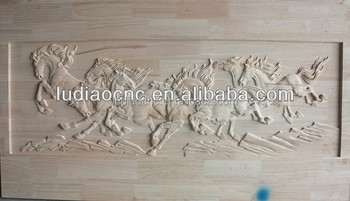 Two head three dimensional cnc relief engraver woodworking engraving