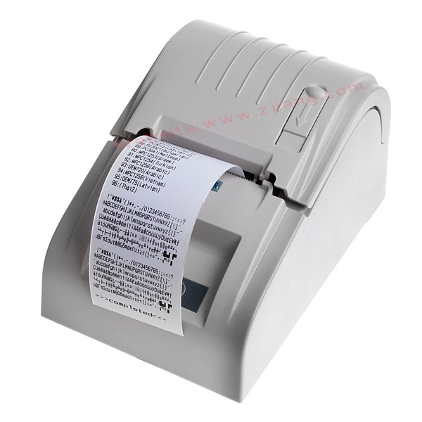 12 Month Warranty ESC / POS Print Command Pos Printer 5890T Interface Lpt / oem Thermal Printer Ethernet Pos-5890T