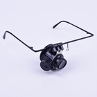 Glasses Watch Repair Tools 20x Magnifying glass With Lights