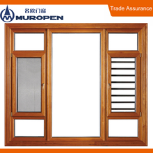 2016 most popular aluminium horizontal casement window