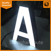 Price cut gold letter,shop sign light box with low price