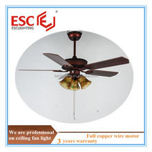 110V Home Decorative Ceiling Fan Chandelier Combo Lighting Hunter Ceiling Fans