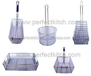KFC Equipment /Fryer Basket /Chips Scoop
