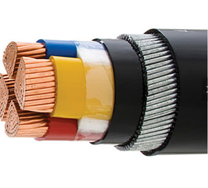 CU/XLPE/SWA/PVC 70mm 4 Core Cable Price Armoured Cable Manufacturers India