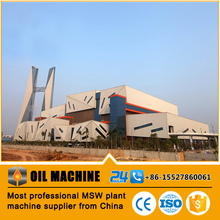 Engineers available to service machinery overseas leading supplier automatic municipal solid waste sorting machine for sale