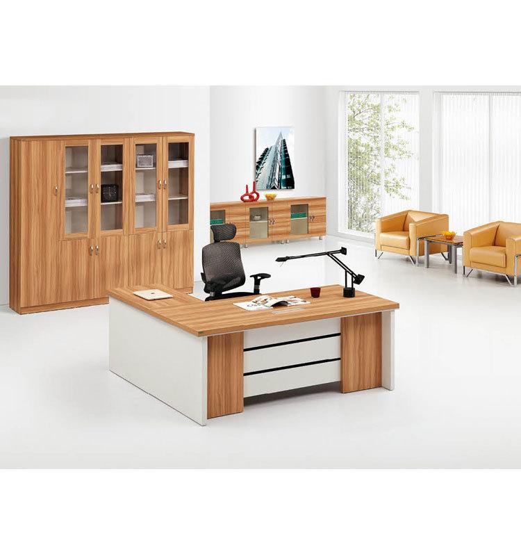 Attirant Moderne Büro Hohe Tech Partner Schreibtisch Executive Tisch Schreibtisch