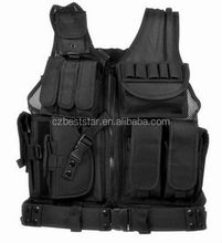Left Hand Tactical Vest