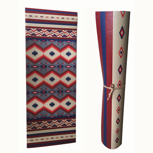 Anti Slip PVC Floor Mat for Front Door, Living Room with Stain Resistance