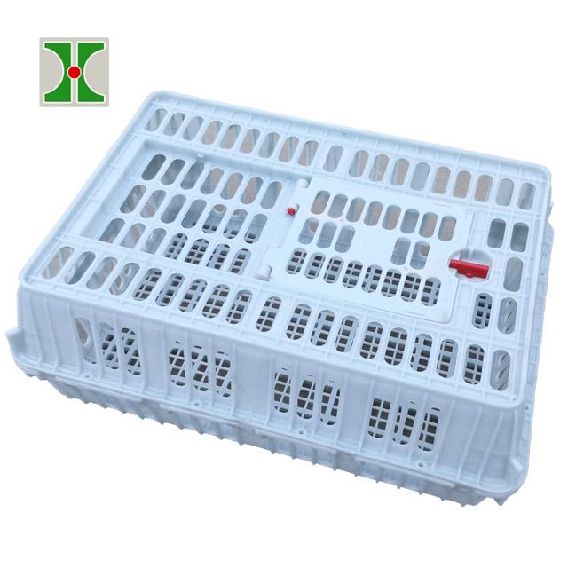 Caixa de Transporte Para O Transporte de plástico Gaiolas de Galinhas Vivas