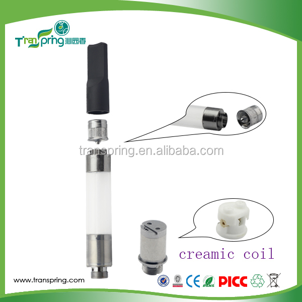 transpring 2015 Factory direct sale newest style cbd oil full ceramic coil vaporizer o pen vape for concentration