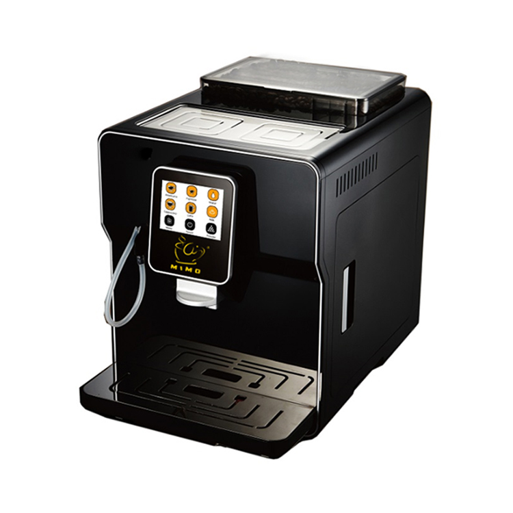 One Touch Fully Automatic Bean to Cup Espresso Coffee Machine