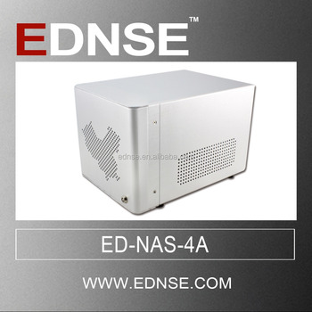 4 bays NASstorage server case