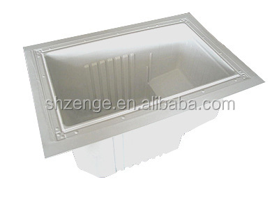 thickness plastic blister packaging, thick film packing container,custom acceptable