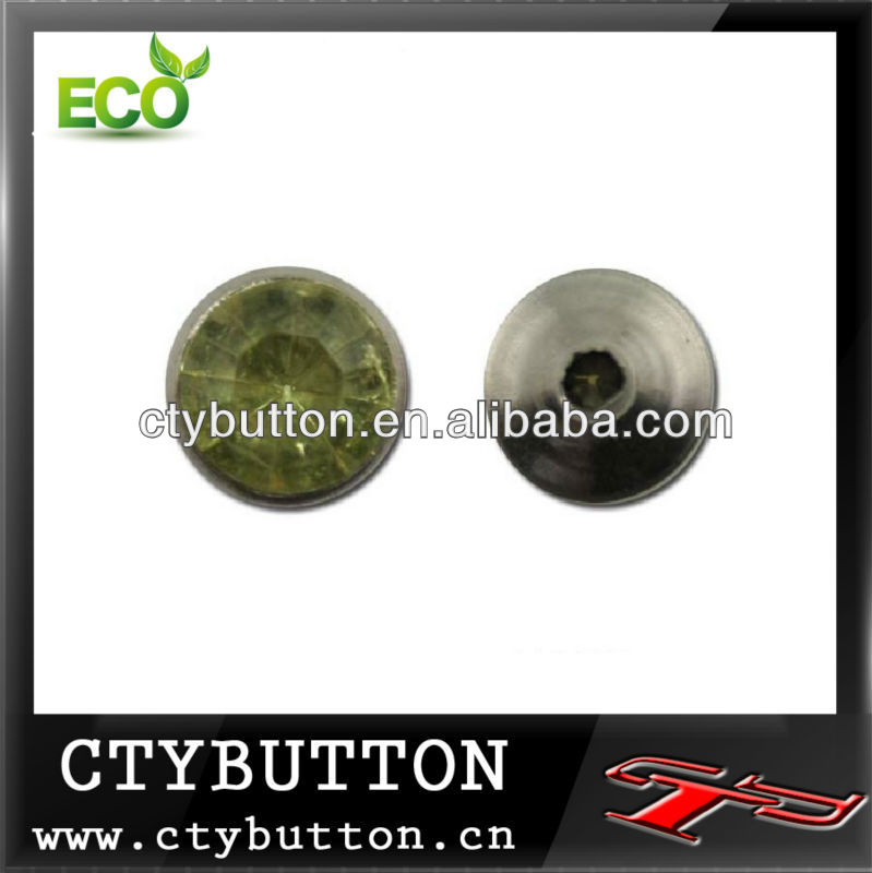 (RR-212)stone rivets and studs