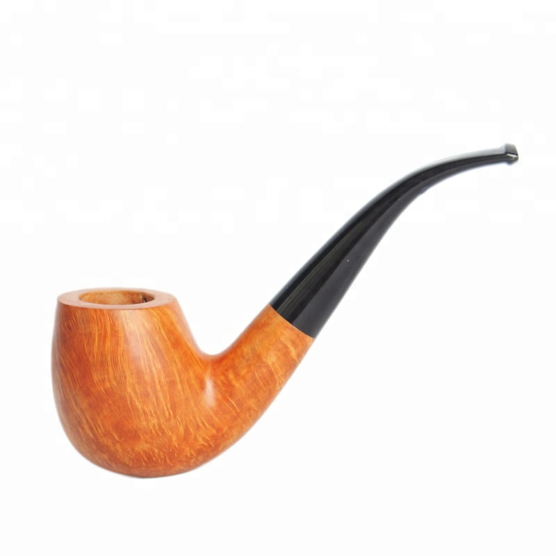 Nero Bent Stem Top Quality Tabacco Pipe