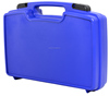 Ningbo cheap sturdy high impact pp hard instrument simple plastic tool case for electrical equipment