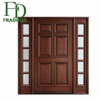 2019 Chinese Guangzhou Luxury Modern Style Double Leaf Wooden Entry Door Buy Main Door Wood Carving Designfront Double Door Designsmahogany Solid