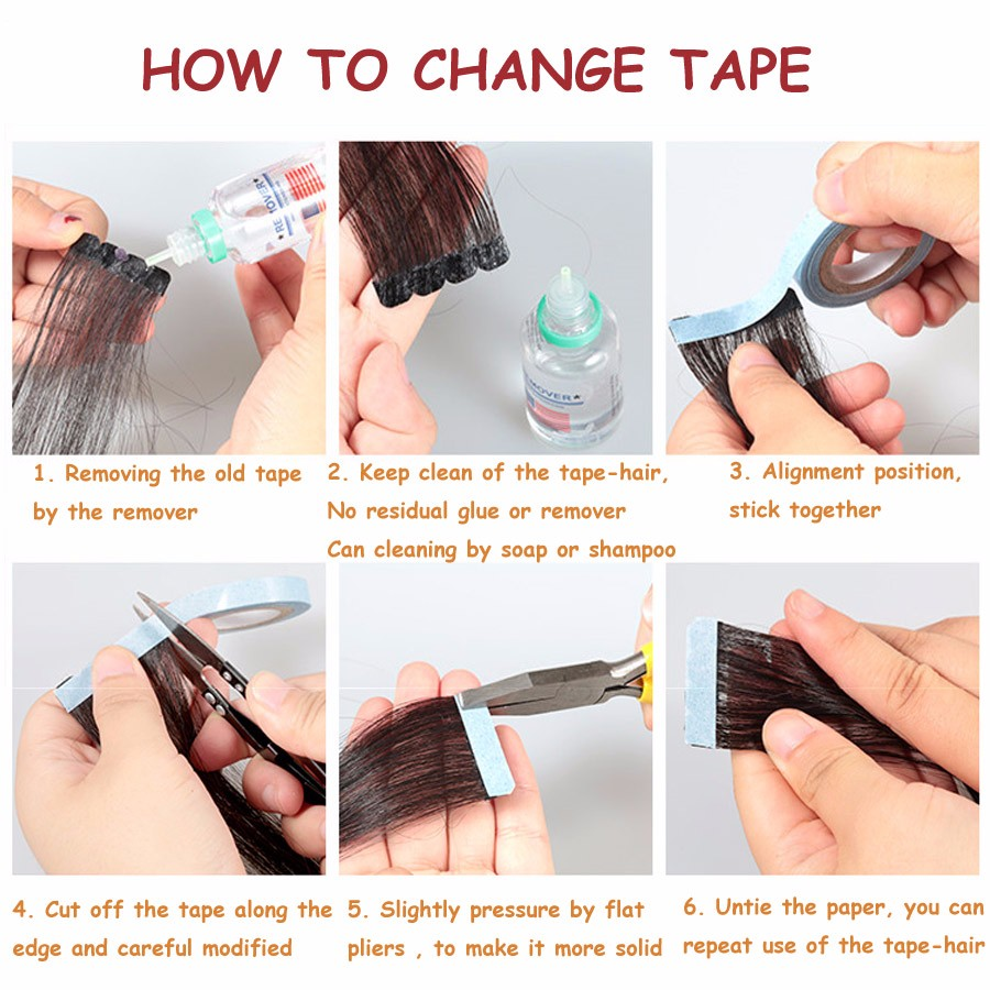 Lace Wig Tape Lace Wig Tape Suppliers And Manufacturers At Alibaba