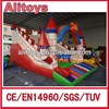 SALE Cat Small inflatable slide castle