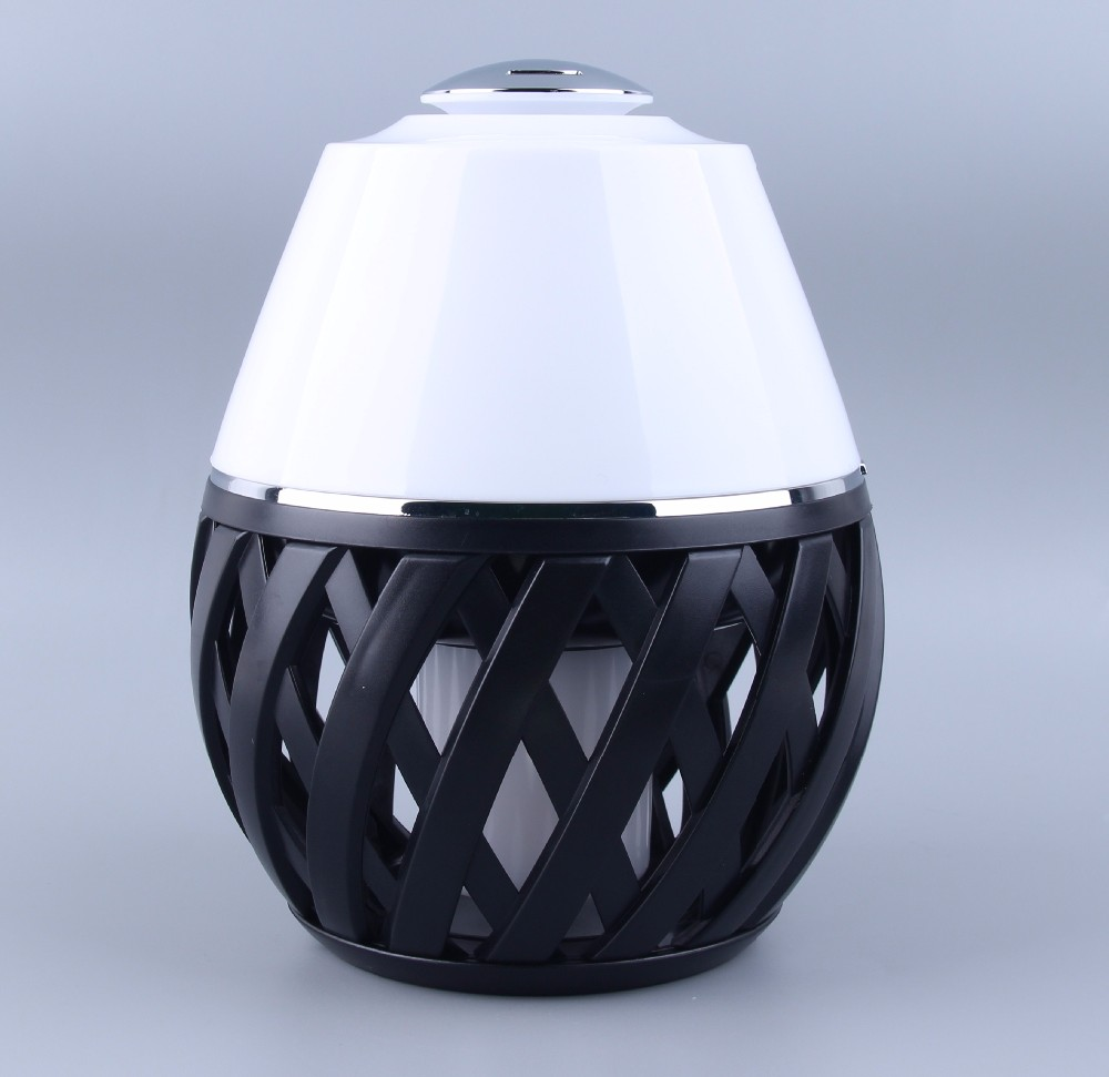Home,Garden,Party Innovative Air Humidifier Decorative Gift Humidifier Air with Lamp Flame Diffuser