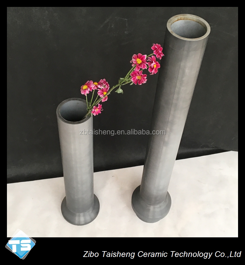 Silicon Nitride Stalk Tube For Aluminum Wheel Casting
